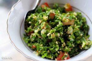 Магданозена салата