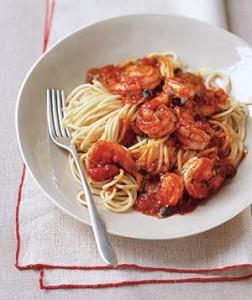 Спагети със сос Маринара