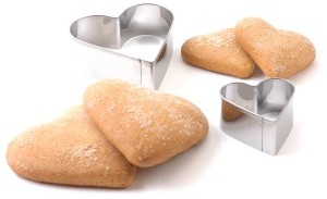 Бисквити за Свети Валентин