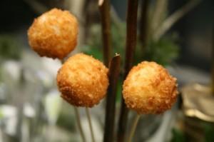 Оризови топки Басмати